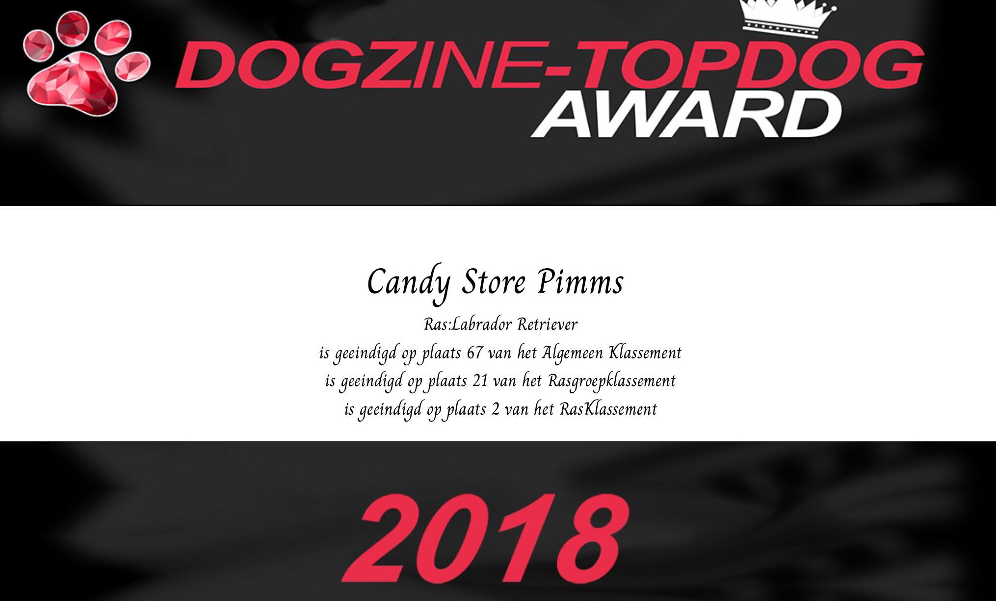 dogzineaward topdog